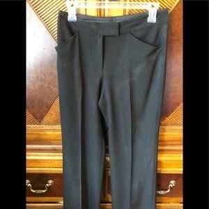Anne Klein black suit pants sz 2